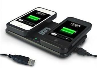 chargeur iphone 4 sans fil