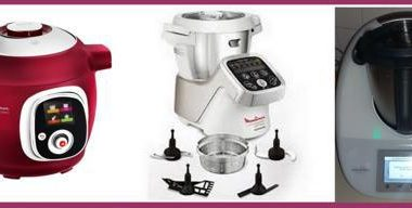cookeo ou thermomix