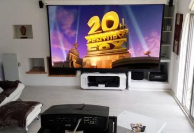 meilleur videoprojecteur home cinema