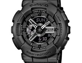 montre casio baby g