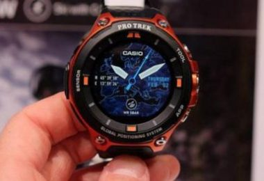 montre casio gps