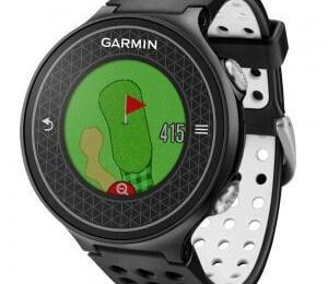montre de golf garmin