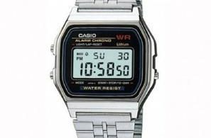 montre digitale homme casio
