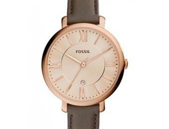 montre fossil femme cuir