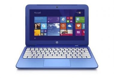 ordinateur portable hp stream