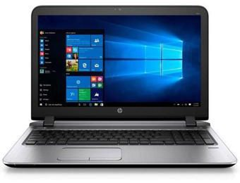 ordinateur portable hp w10