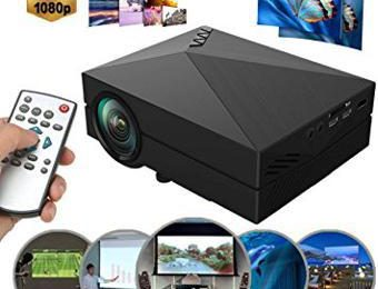 videoprojecteur home cinema led